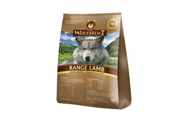 wolfsblut hundefutter range lamb adult 15 kg wolfsmond. Black Bedroom Furniture Sets. Home Design Ideas